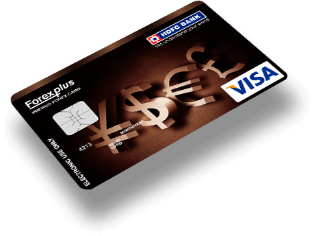 Hdfc forex card login page